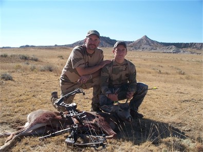 Bow Hunt Wyoming